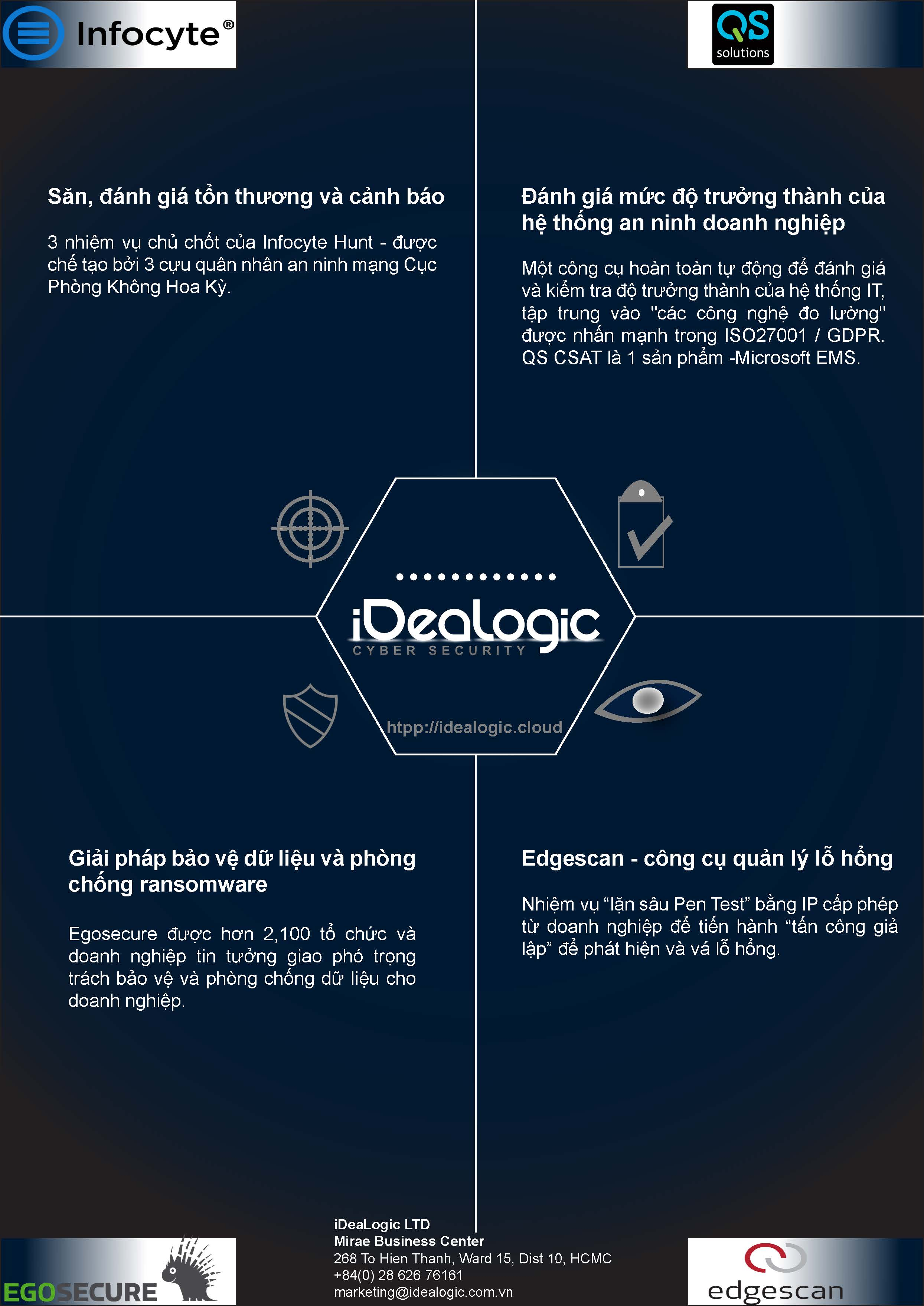 iDeaLogic Cyber security